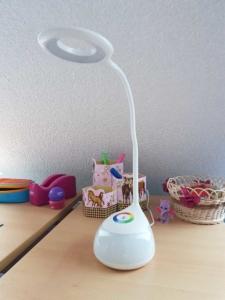 Lampe für Kinderschreibtisch