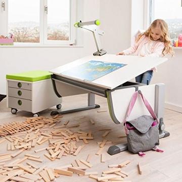Moll Schreibtisch Joker aufgeklappt