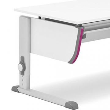 Moll Schreibtisch Joker Kante in Pink